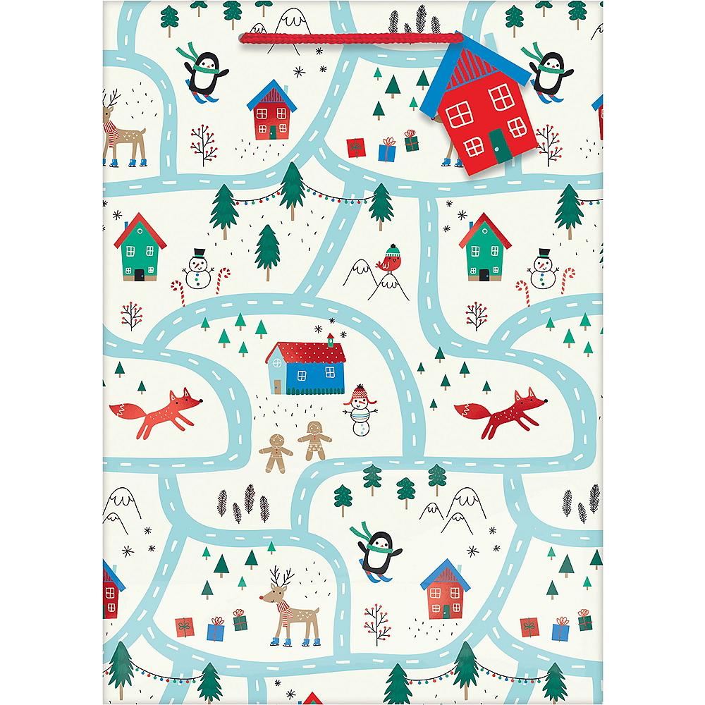 Winter Village Gift Bag Image #1