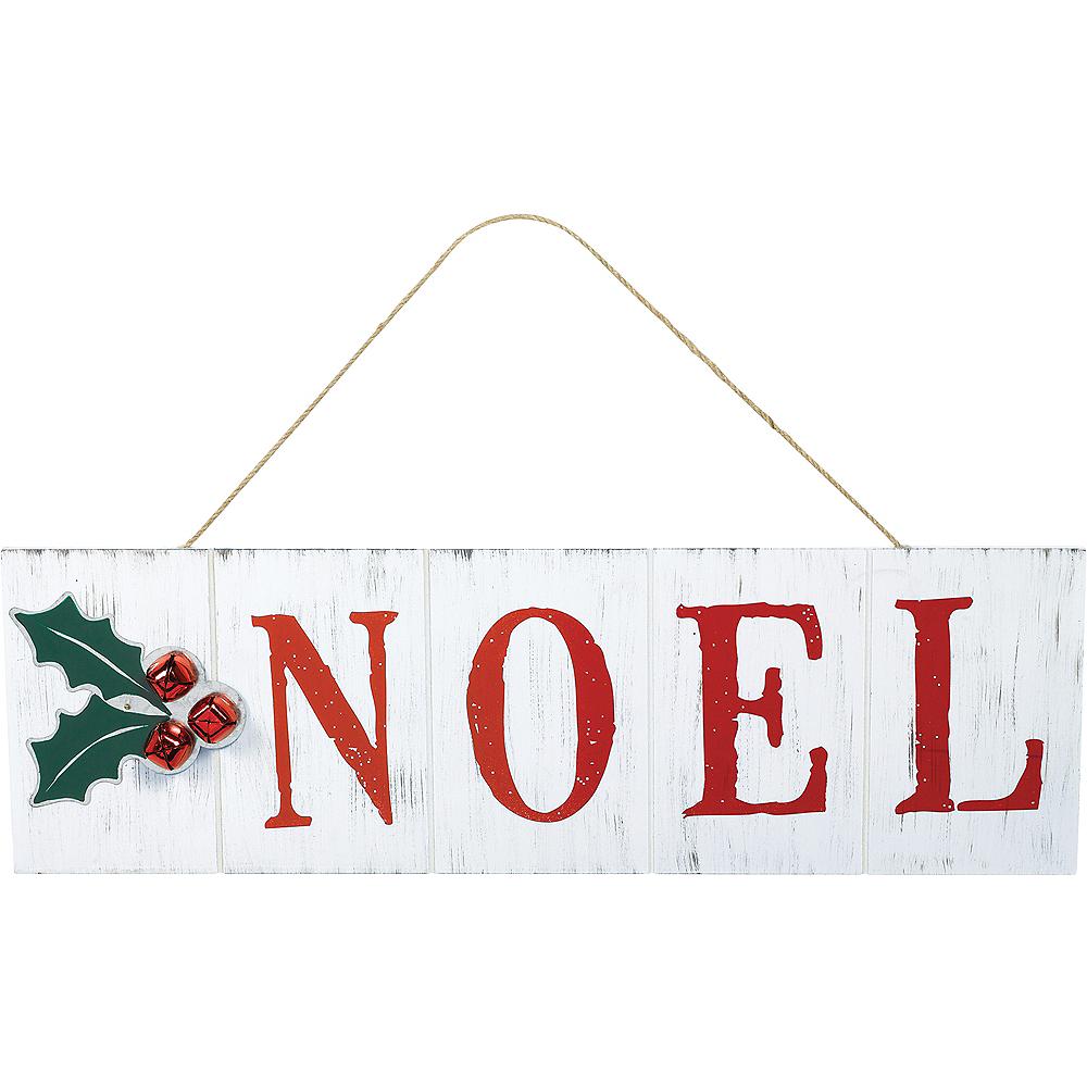 Noel Sign Image #1