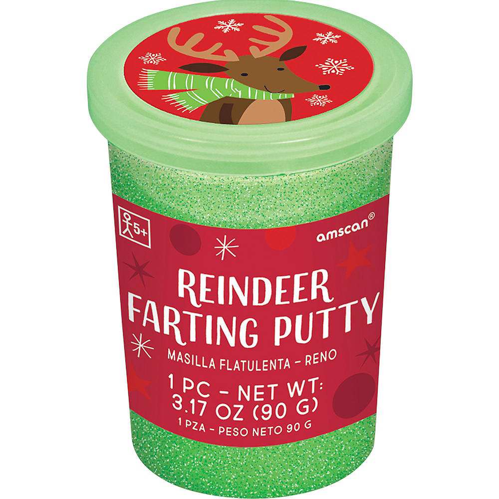 Nav Item for Reindeer Fart Putty Image #1