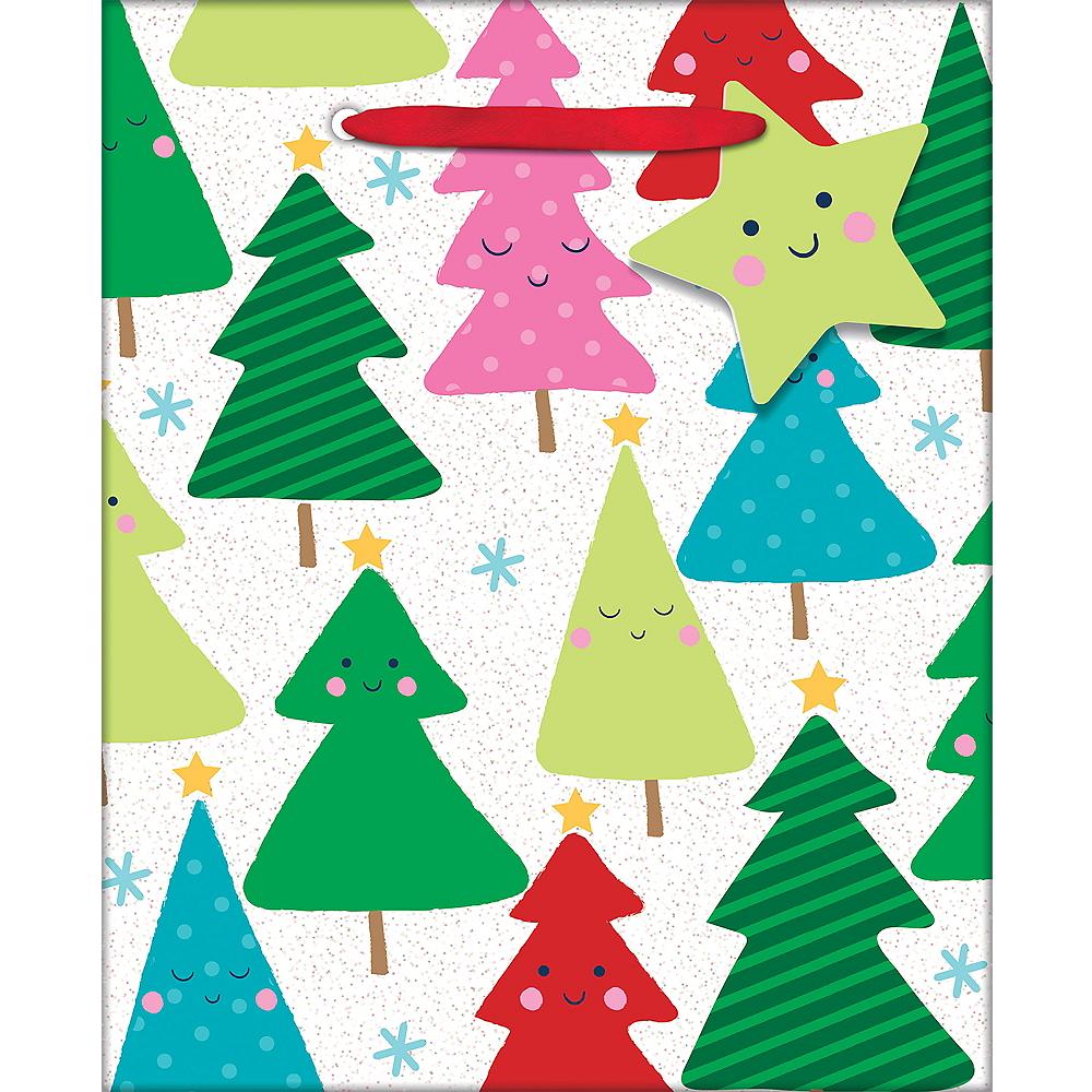 Mini Friendly Trees Gift Bag Image #1