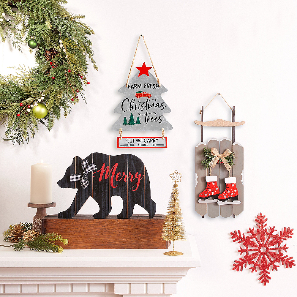 Merry Bear Sign Image #2