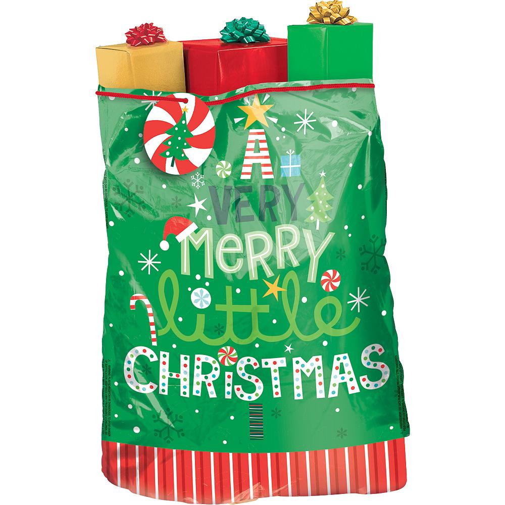 Very Merry Gift Sack Image #1