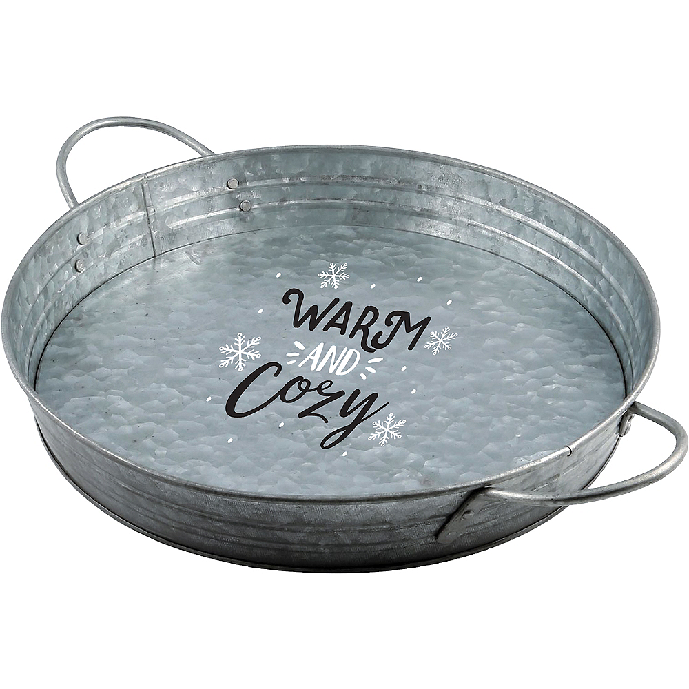 Nav Item for Warm & Cozy Serving Tray Image #1
