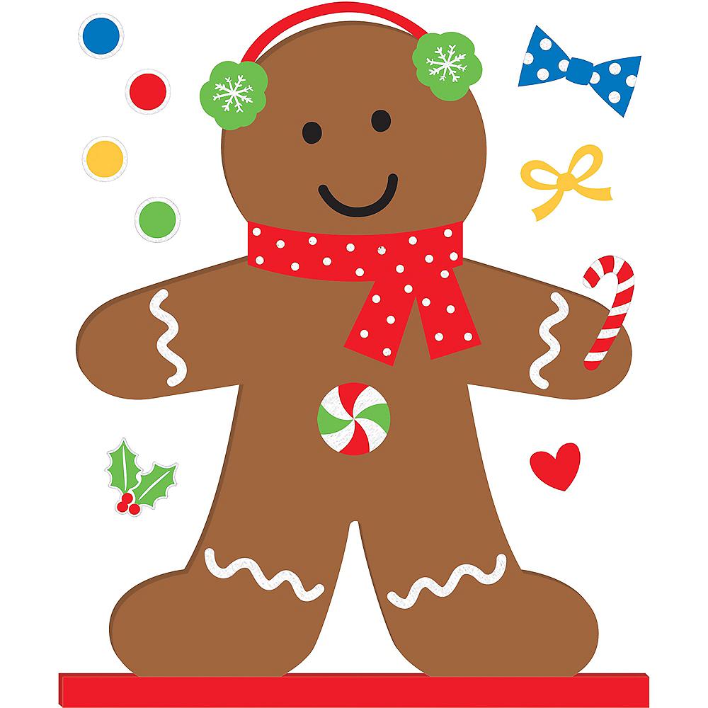 Gingerbread Man Activity Kit Image #1