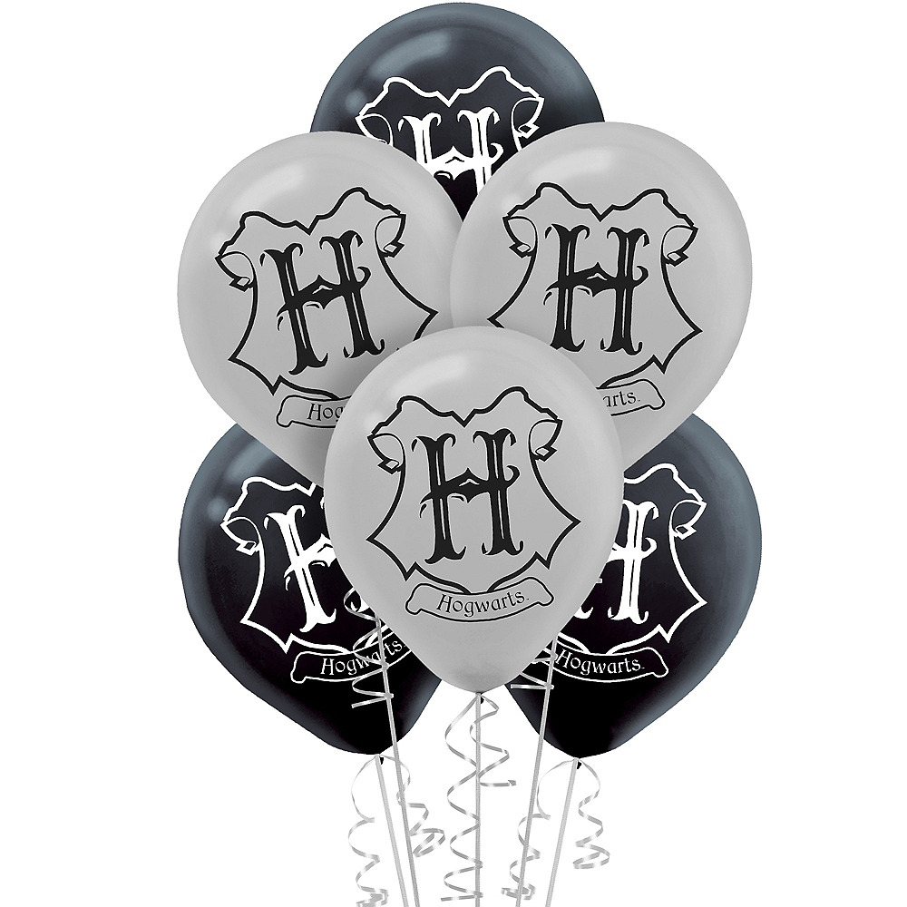 Harry Potter Balloons 6ct Image #1