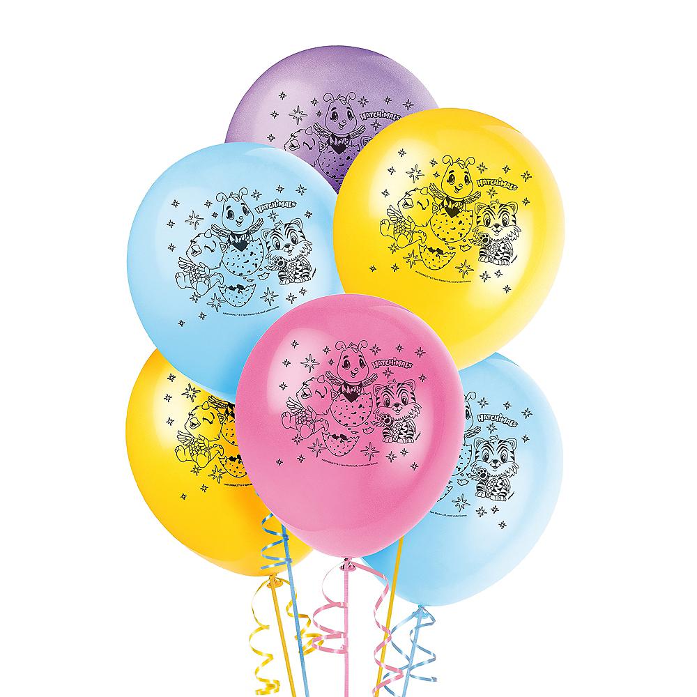 Hatchimals Balloons 8ct Image #1