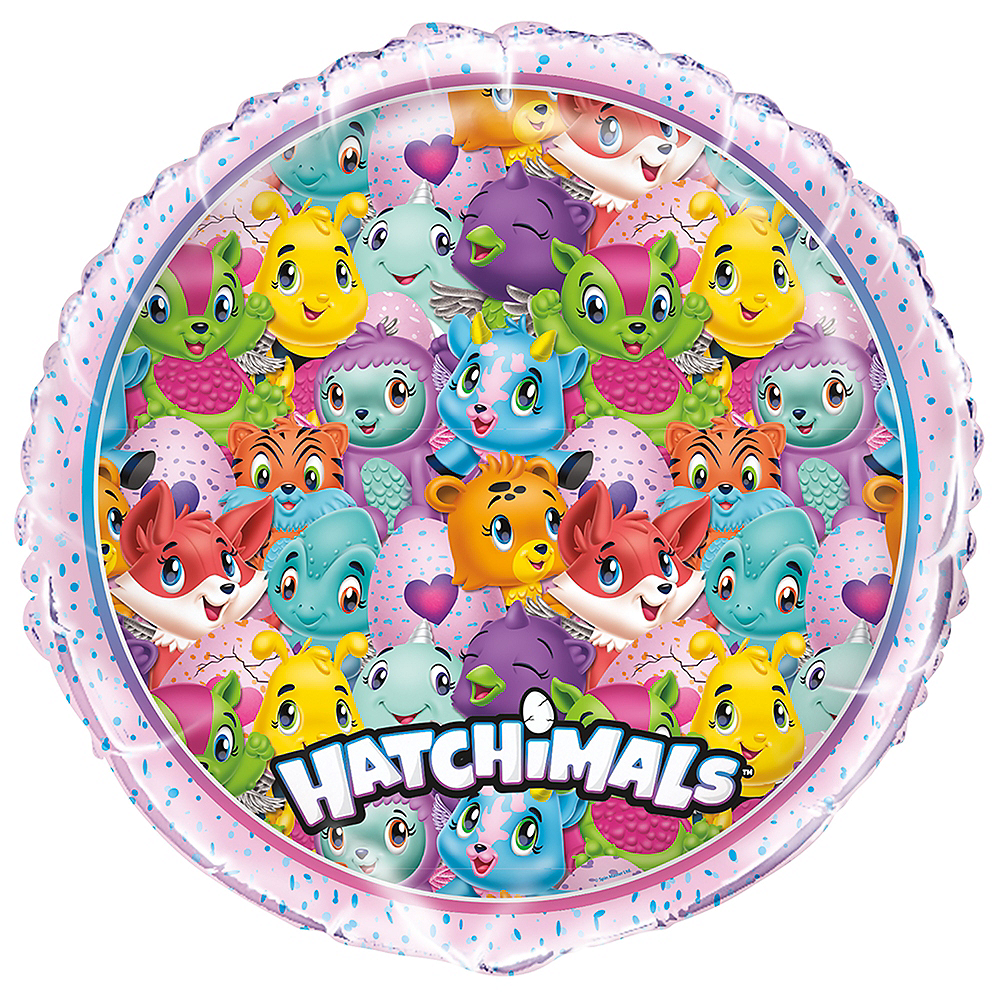 Hatchimals Balloons Image #1