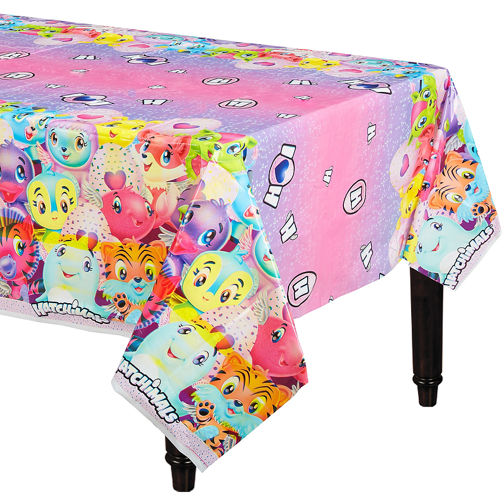Hatchimals Table Cover Image #1