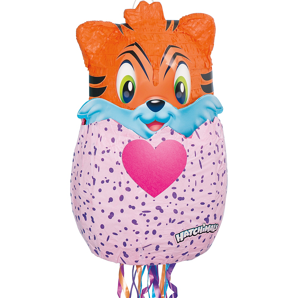 Pull String Hatchimals Hatching Egg Pinata Image #1