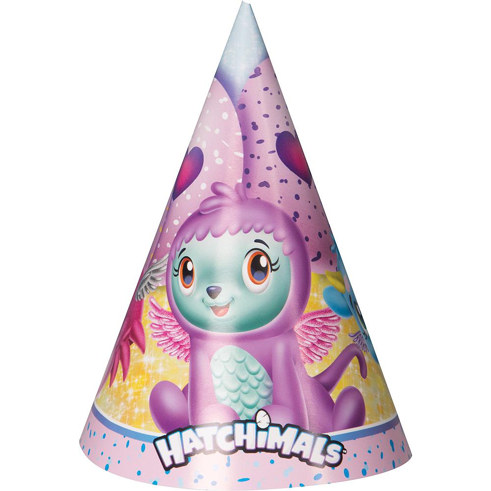Hatchimals Party Hats 8ct Image #1
