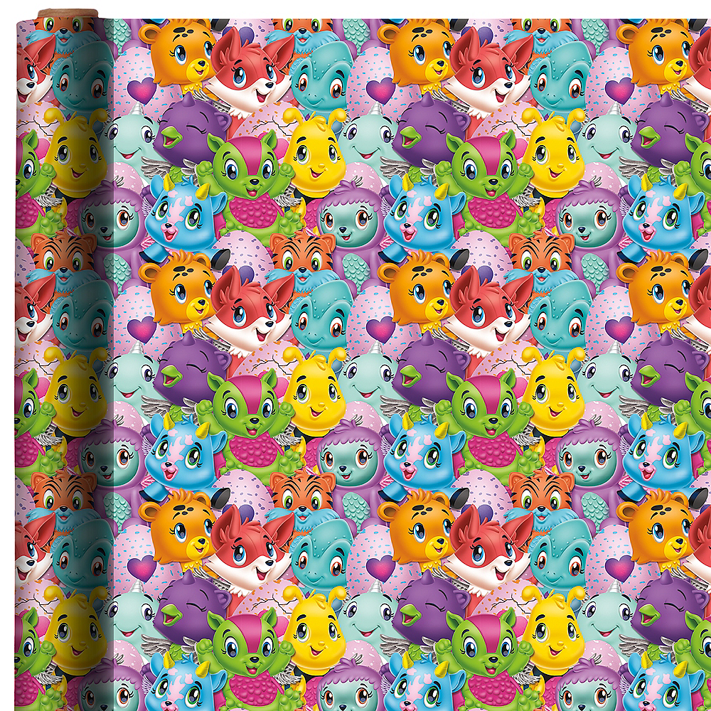 Hatchimals Gift Wrap Image #1