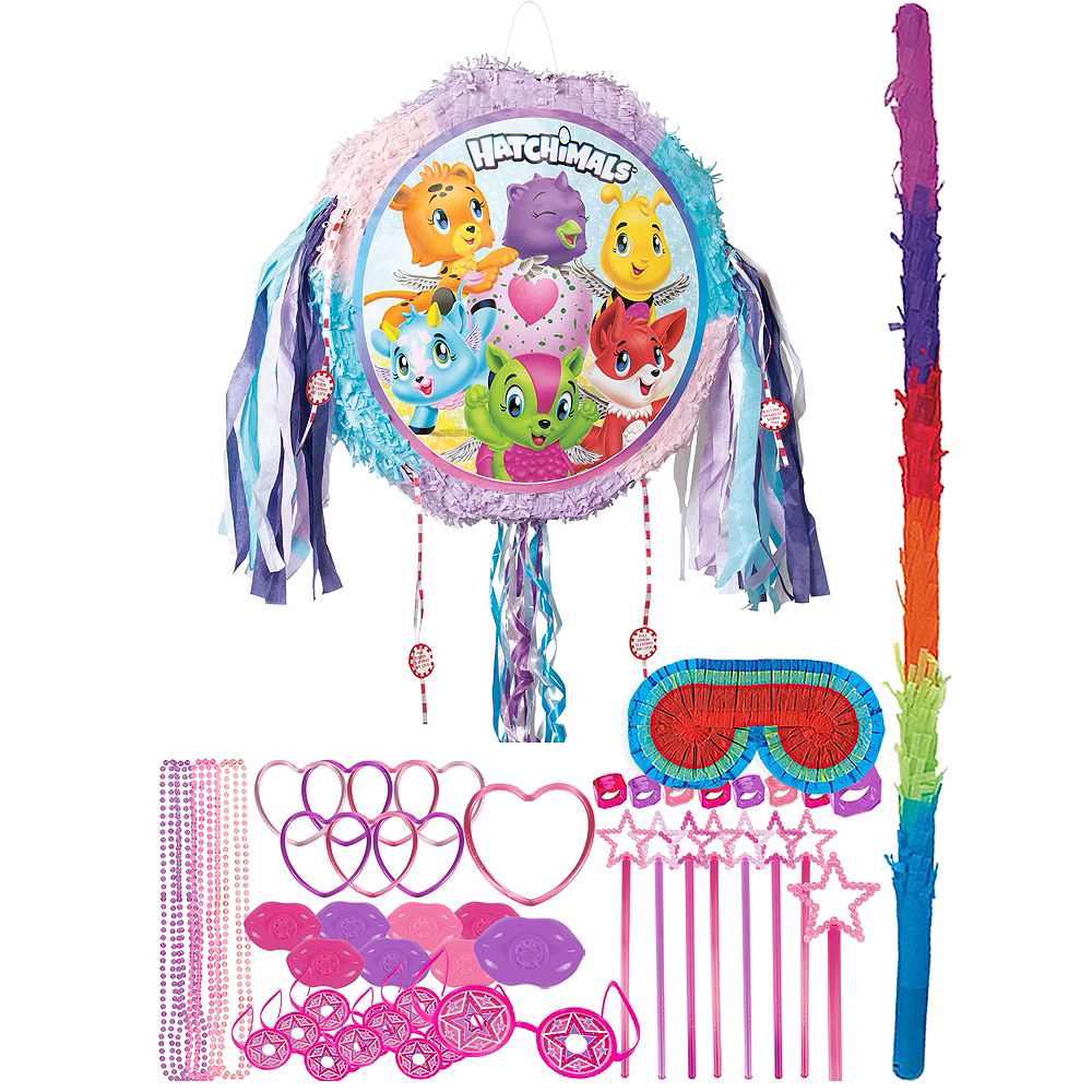 Hatchimals Pinata Kit with Favors Image #1