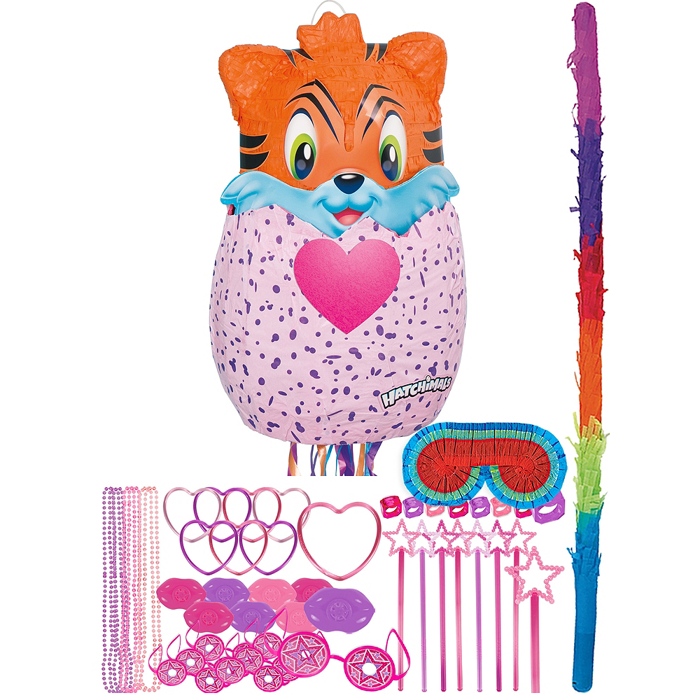Hatchimals Hatching Egg Pinata Kit with Favors Image #1