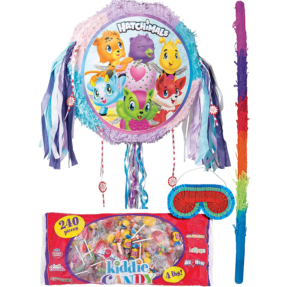 Hatchimals Pinata Kit with Candy & Favors Image #1