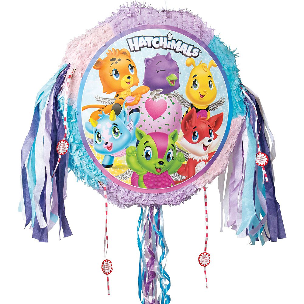Hatchimals Pinata Kit with Candy & Favors Image #2