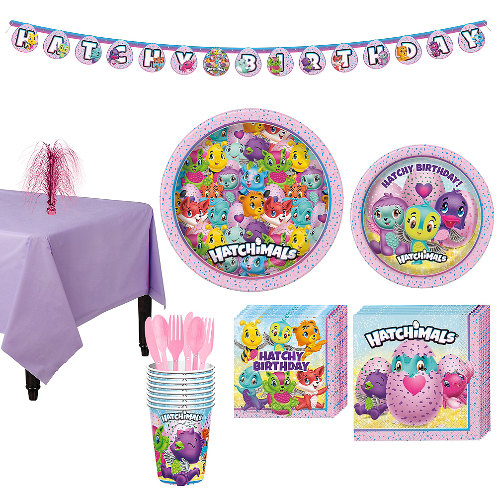 Hatchimals Party Pack for 8 Guests Image #1
