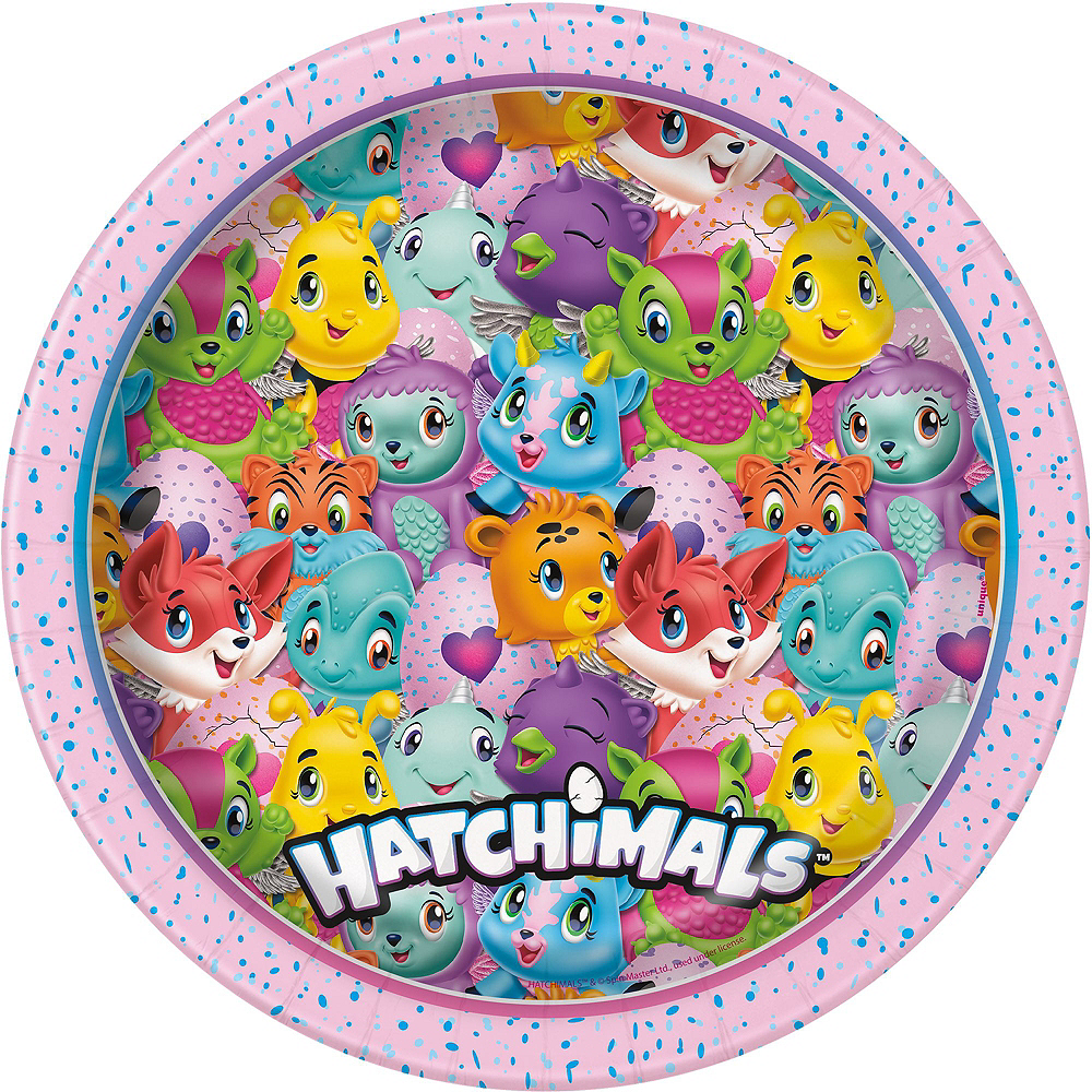 Hatchimals Party Pack for 8 Guests Image #3