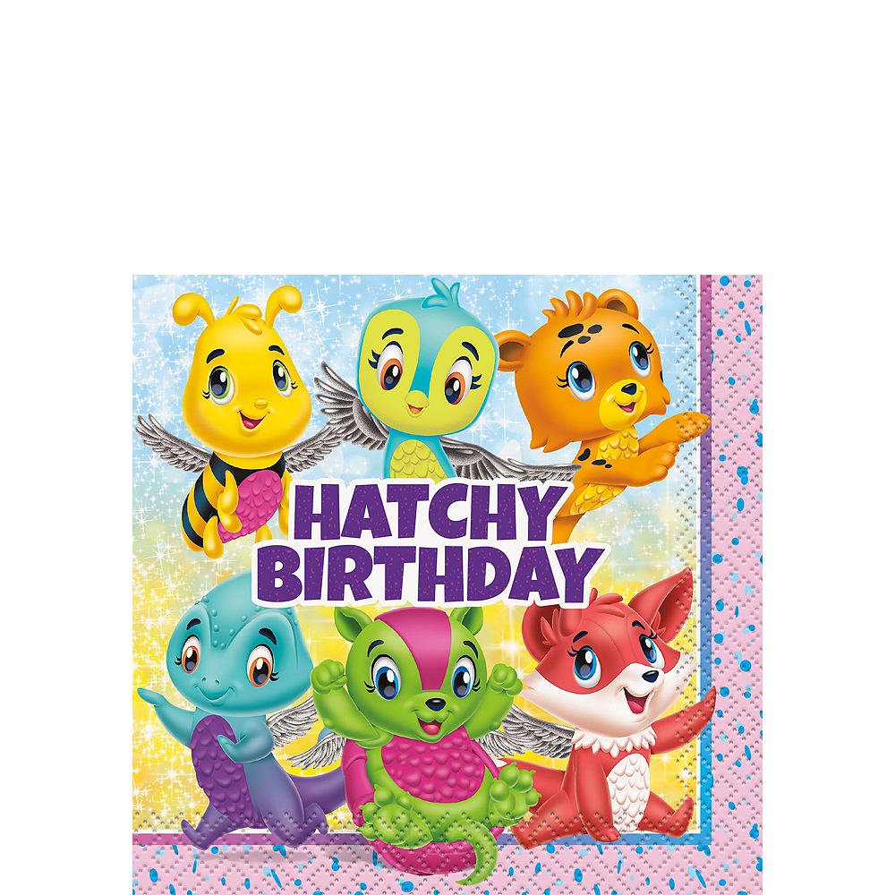 Hatchimals Party Pack for 8 Guests Image #4