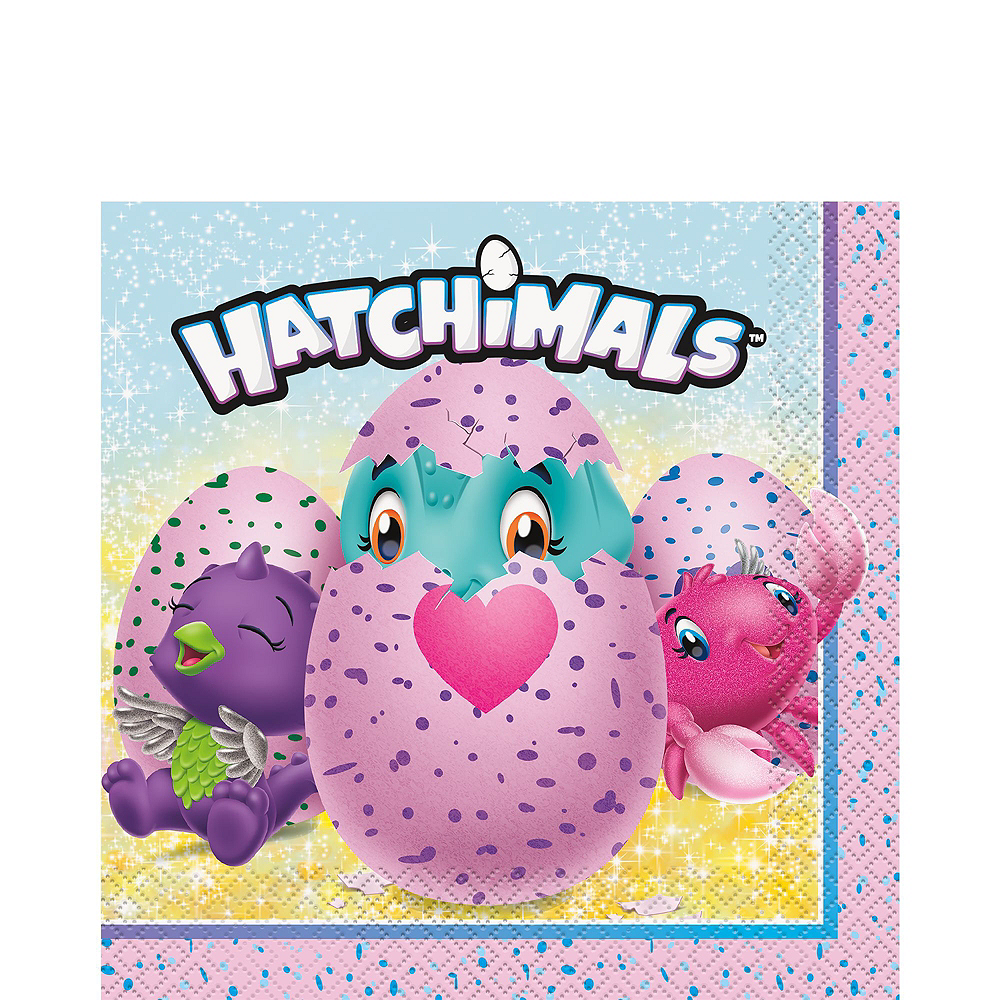 Hatchimals Party Pack for 8 Guests Image #5