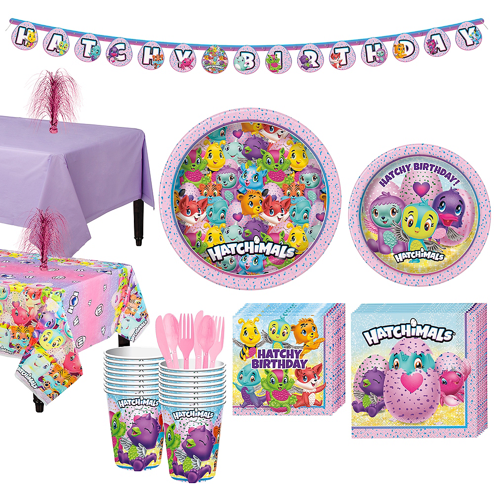 Hatchimals Party Pack for 16 Guests Image #1