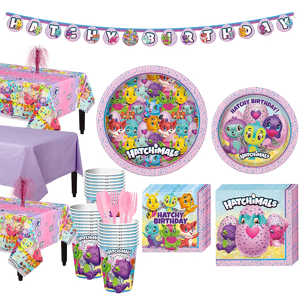 Hatchimals Party Pack for 24 Guests Image #1