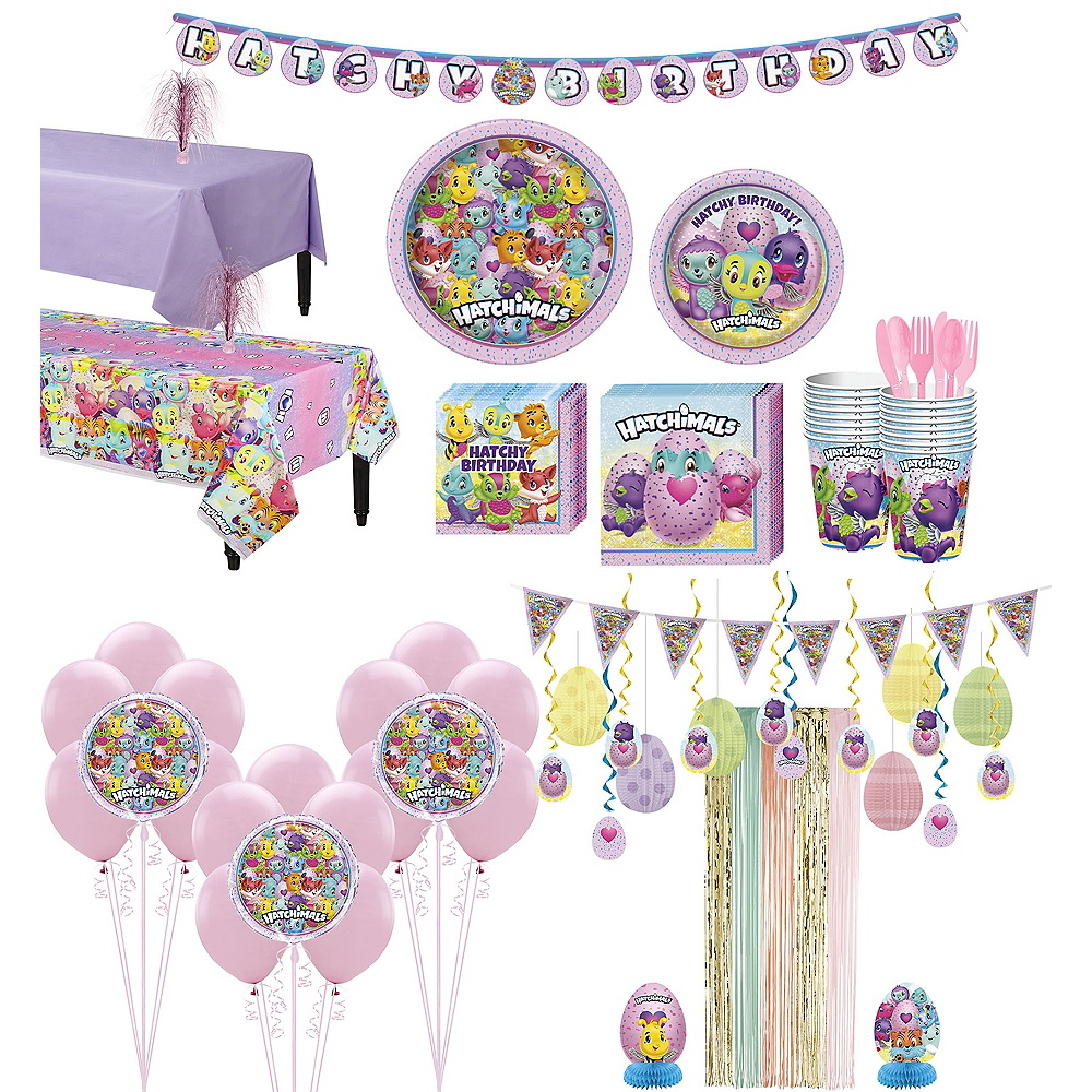 Ultimate Hatchimals Party Pack for 16 Guests Image #1