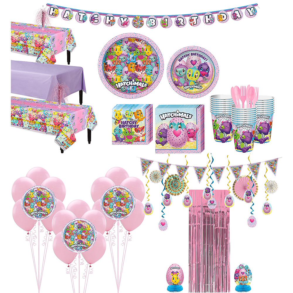 Nav Item For Ultimate Hatchimals Party Pack 24 Guests Image 1