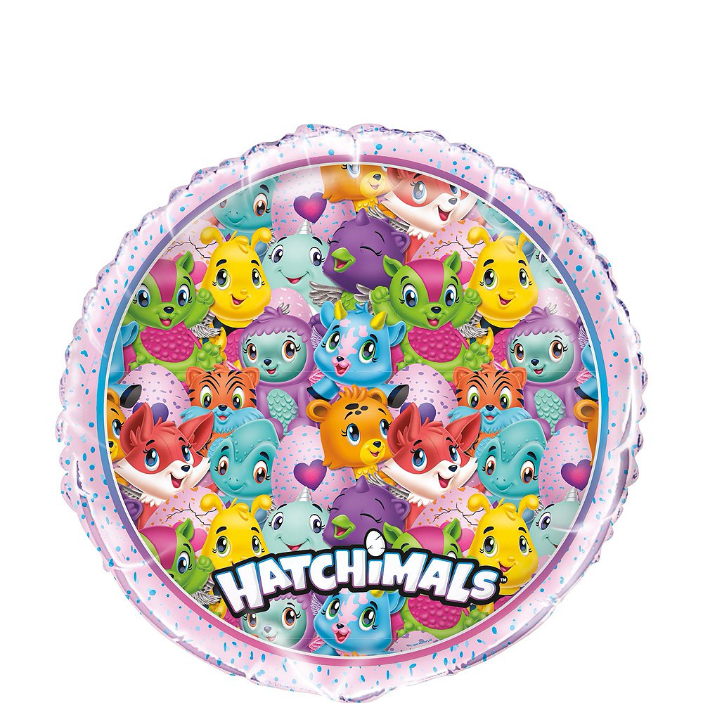 Hatchimals Balloon Kit Image #3
