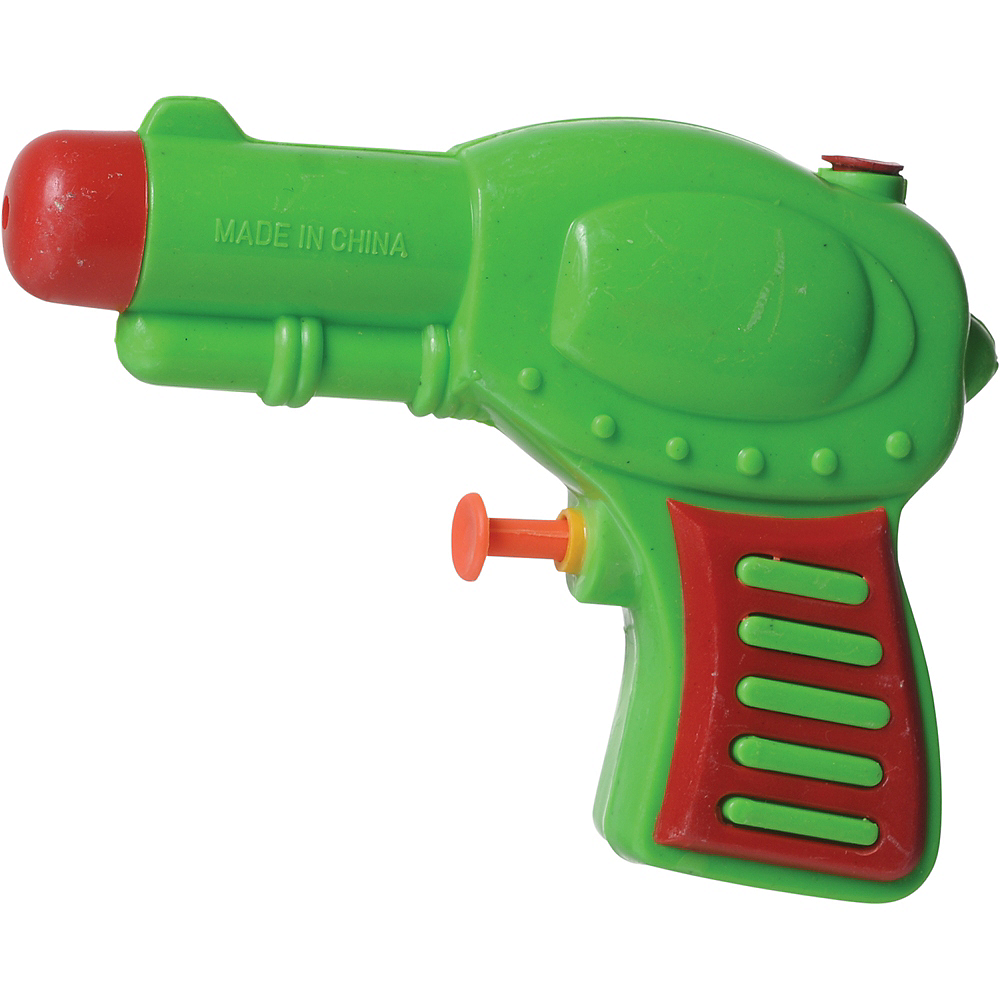 Small Green Water Blaster Image #1