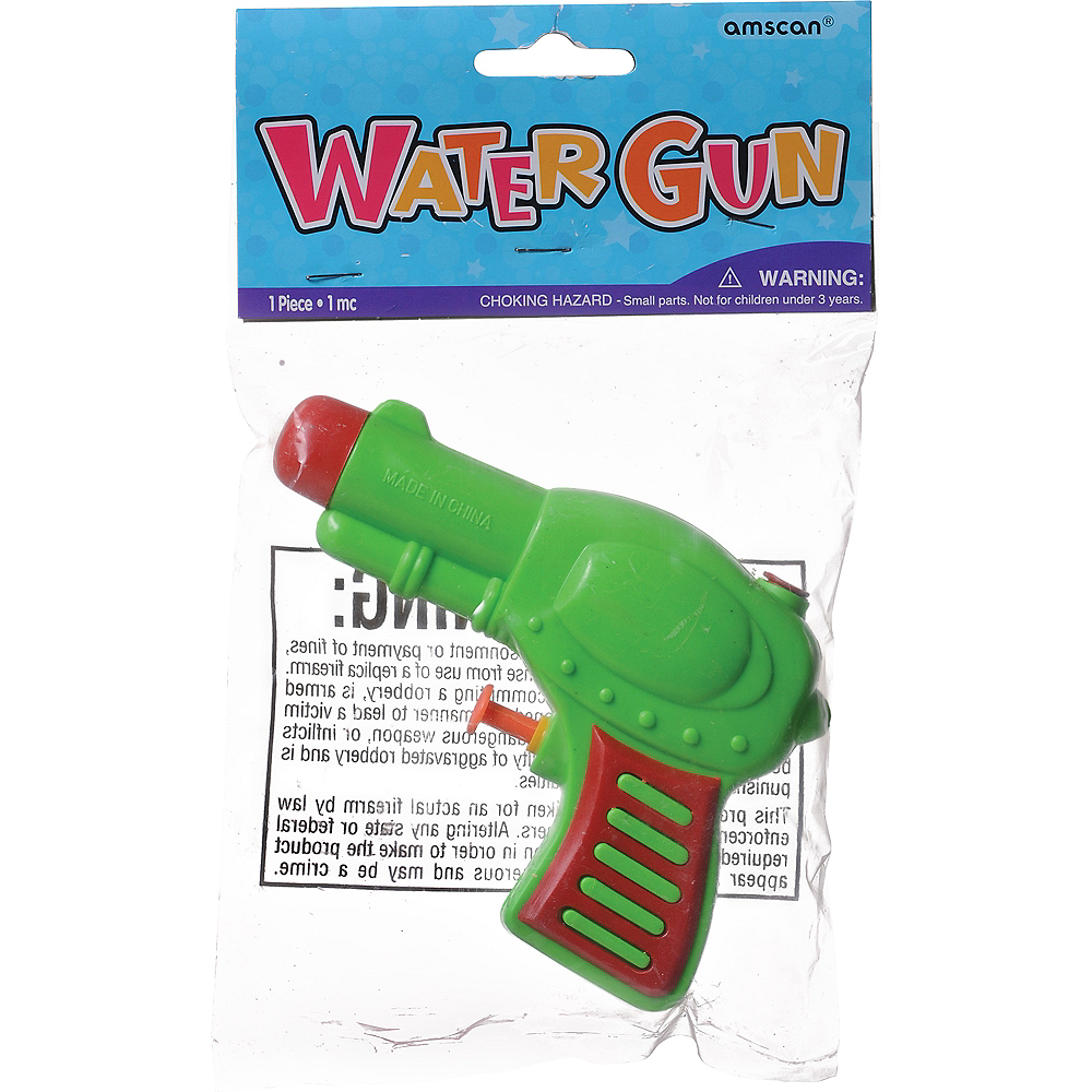 Small Green Water Blaster Image #2