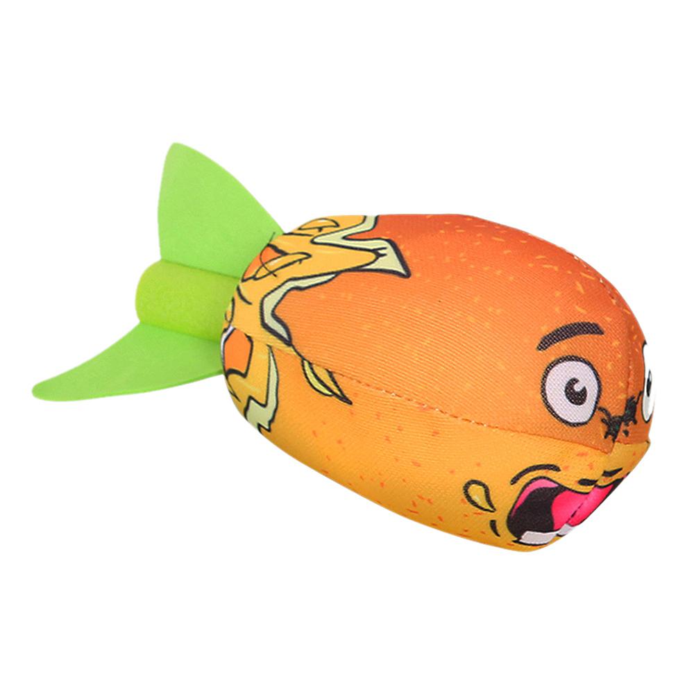 Orange Fruit Splash Rocket Image #1