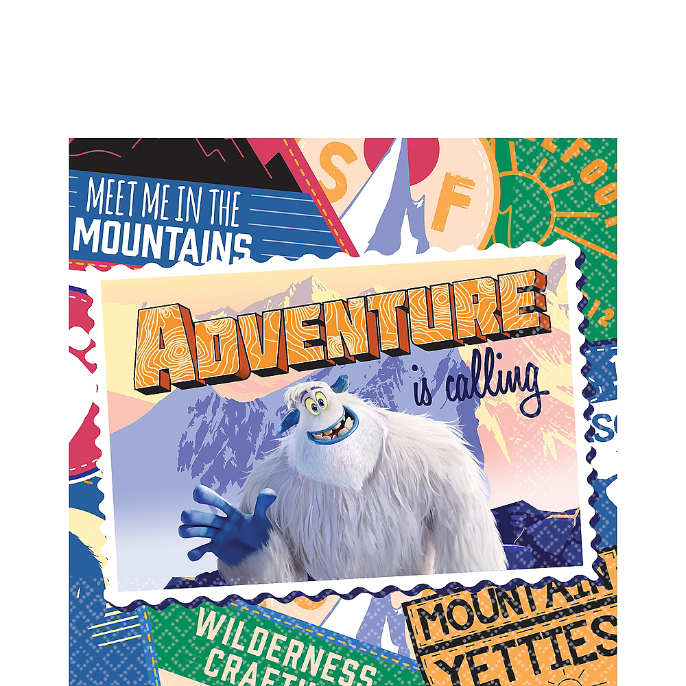 Smallfoot Lunch Napkins 16ct Image #1