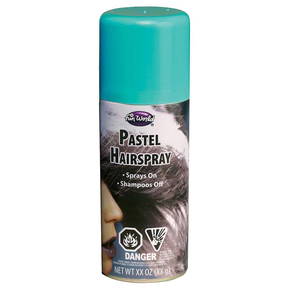 Pastel Light Blue Hair Spray Image #1