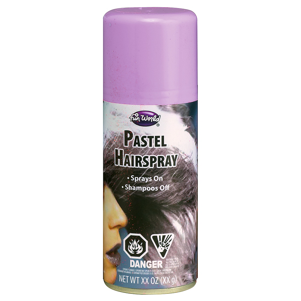 Pastel Lavender Hair Spray Image #1