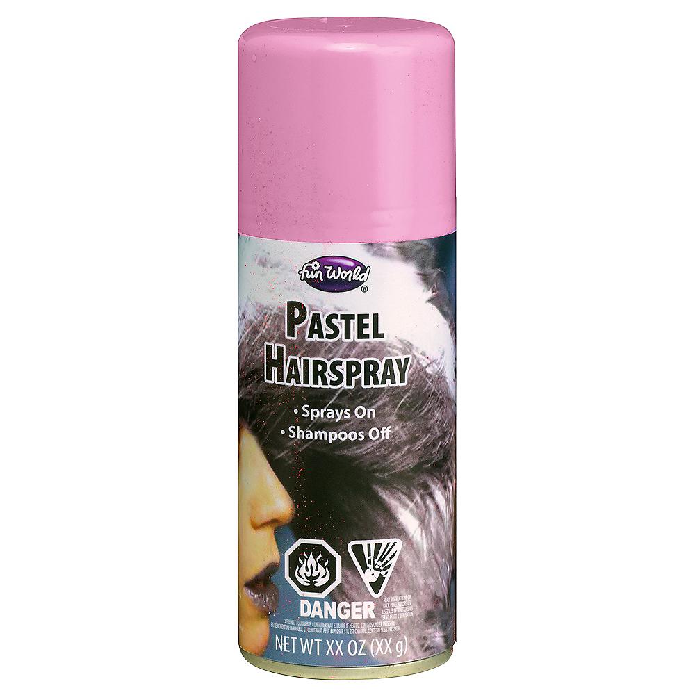 Pastel Pink Hair Spray Image #1