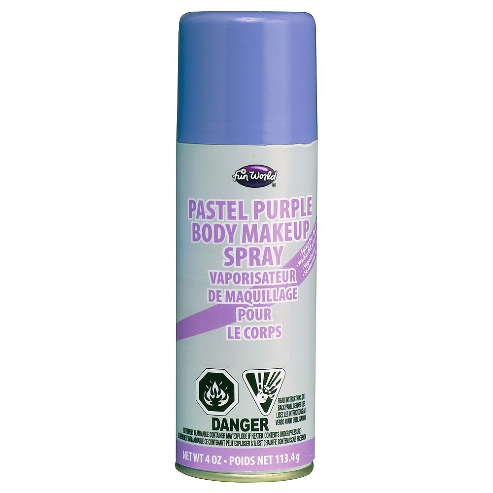 Pastel Lavender Body Makeup Spray Image #1