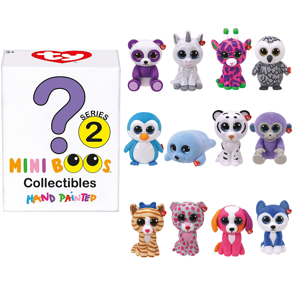 Nav Item for Mini Boos Collectibles Mystery Box Series 2 Image #1
