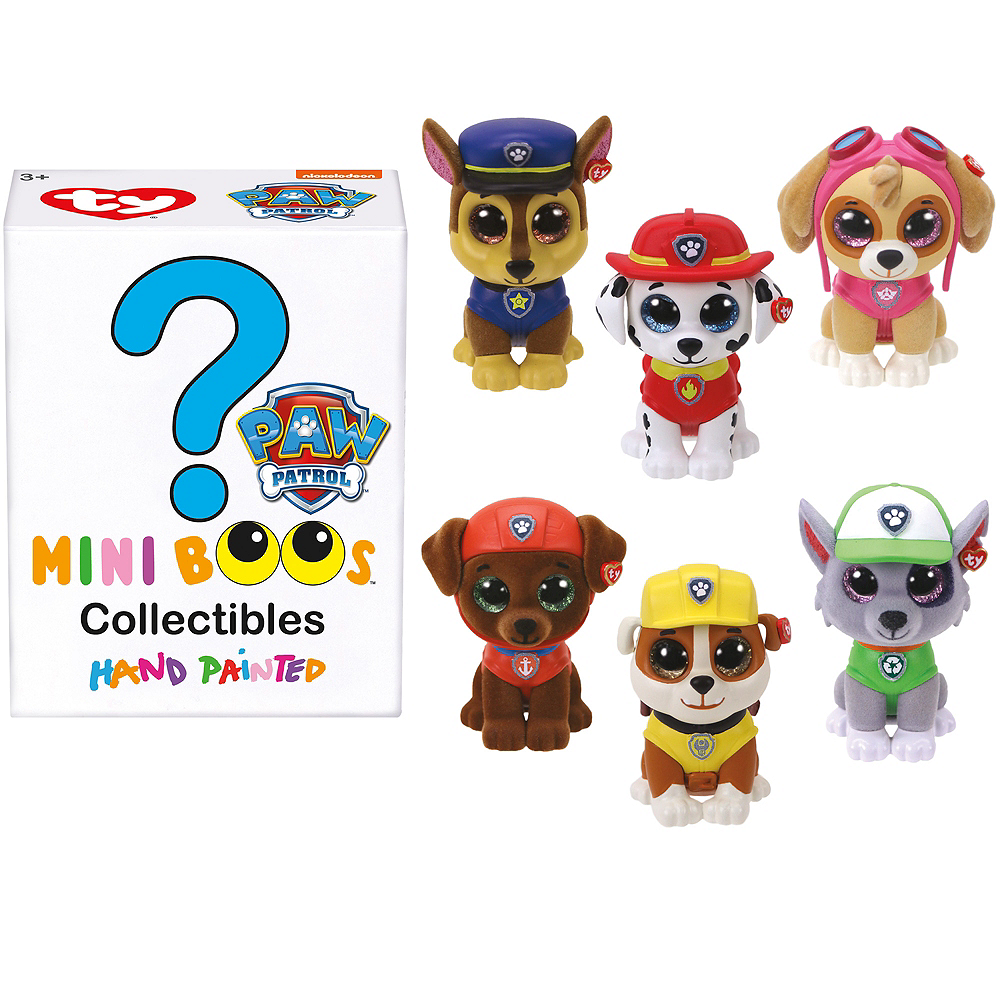 aeea56ead32 PAW Patrol Mini Boos Collectibles Mystery Box Image  1