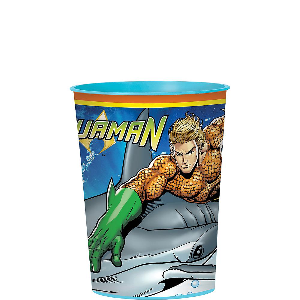Aquaman Favor Cup Image #1