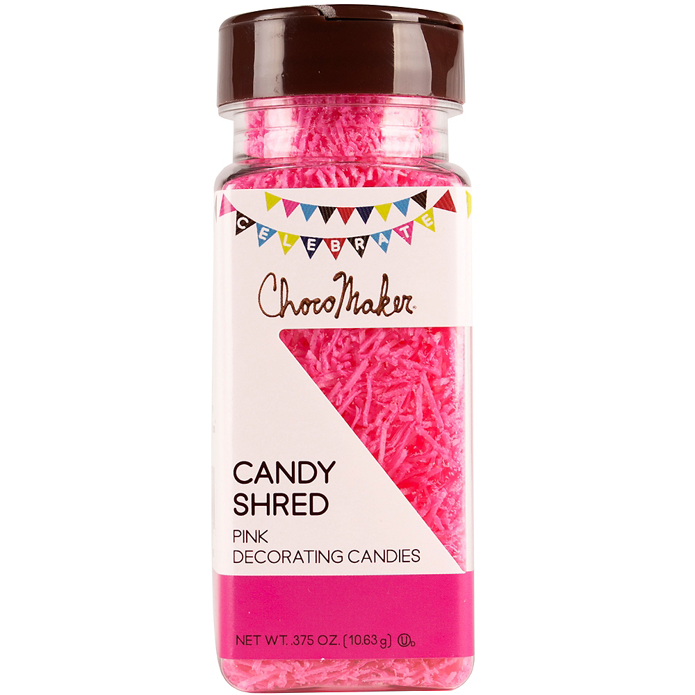 Pink Candy Shred Image #1