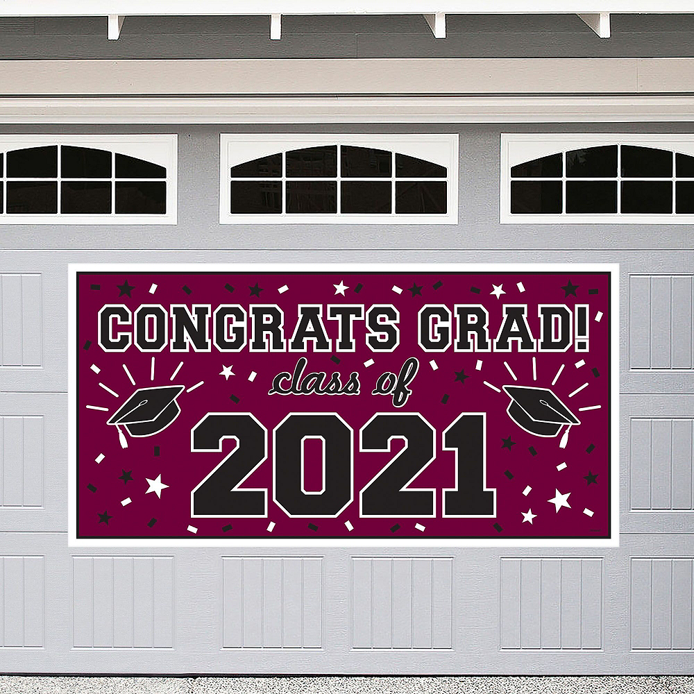 Congrats Grad Berry Graduation Decorating Kit Image #3