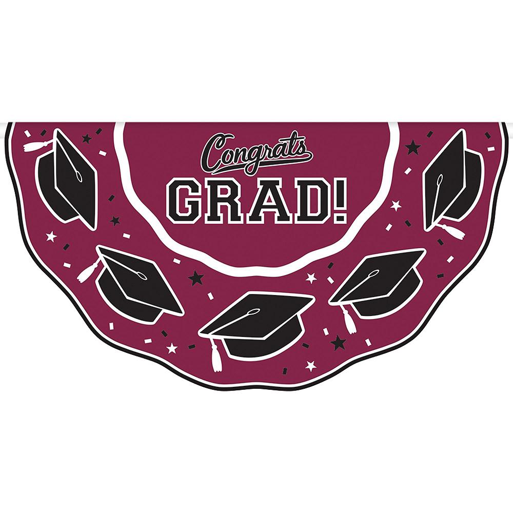 Congrats Grad Berry Graduation Outdoor Decorations Kit Image #4