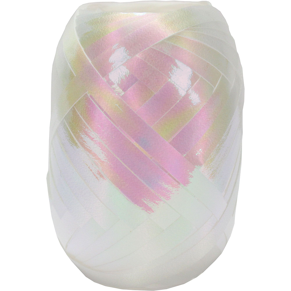 Congrats Grad White Graduation Deluxe Decorating Kit with Balloons Image #4