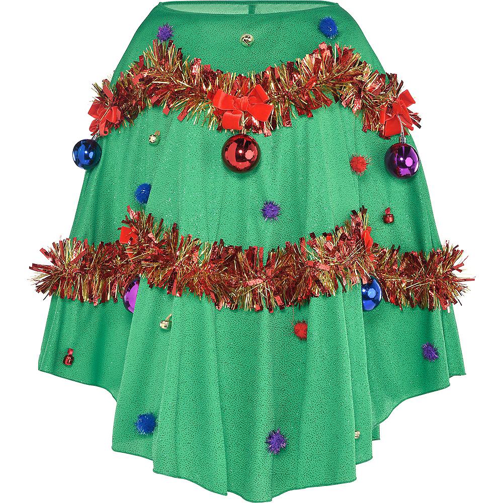 Christmas Poncho Image #2