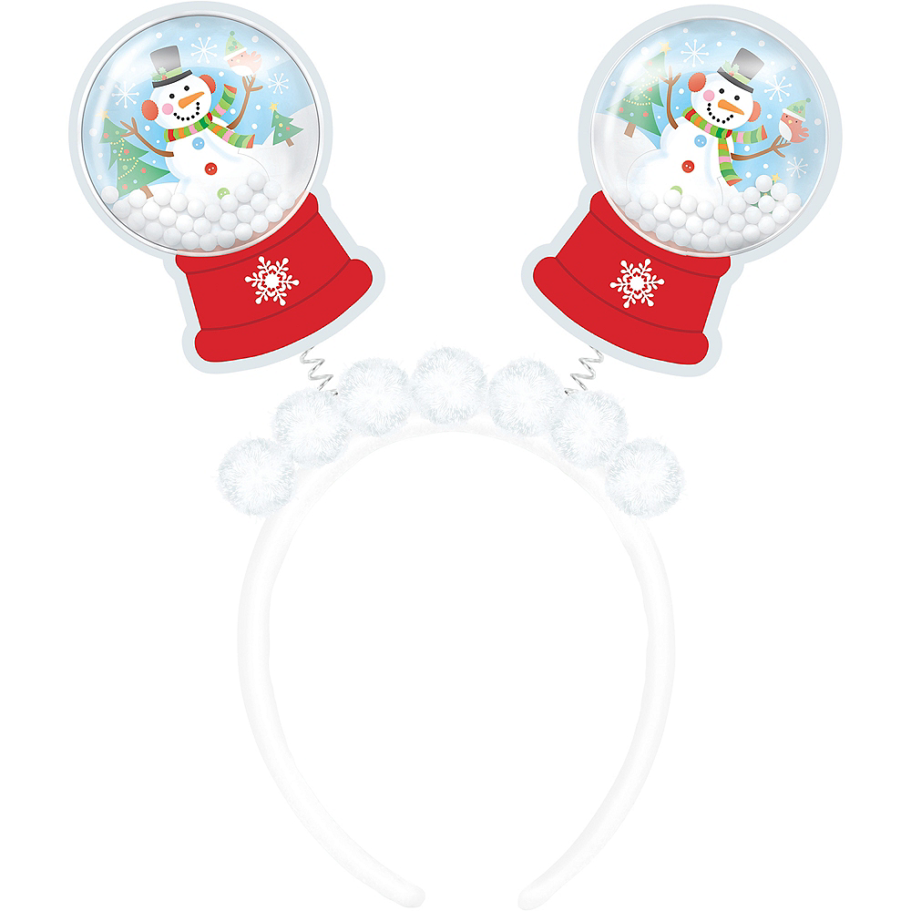 Snow Globe Head Bopper Image #1