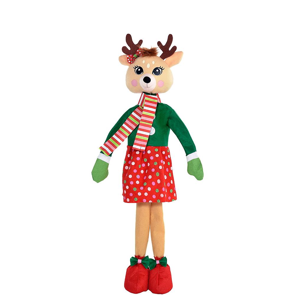 Standing Reindeer Decoration Image #1