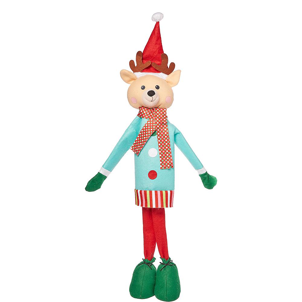 Standing Reindeer Boy Decoration Image #1