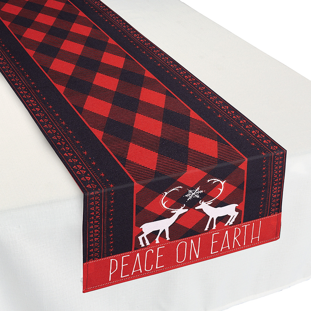 Peace on Earth Table Runner Image #1