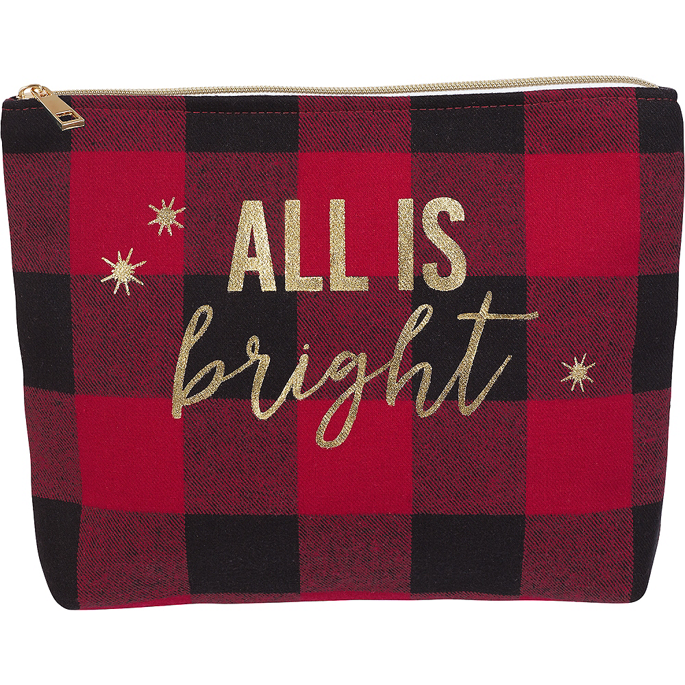 All is Bright Makeup Bag Image #1