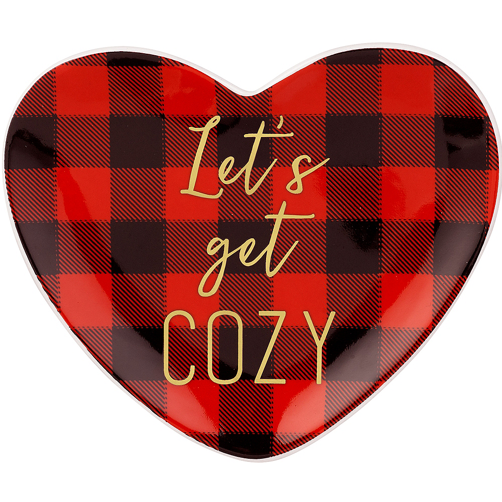 Nav Item for Let's Get Cozy Trinket Dish Image #1